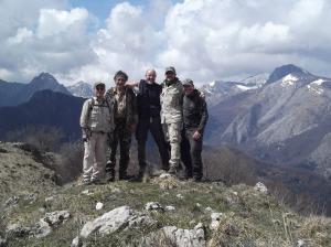 Il Team AMDTT con alcuni amici