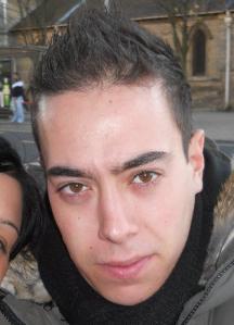 Cristian, autore dell'articolo e del ritrovamento del dog tag