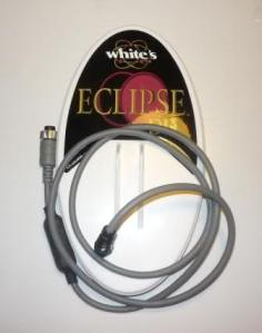 "La White's Eclipse 6""x10"""