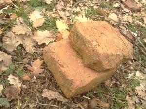 La celebre prova dei mattoni mineralizzati...